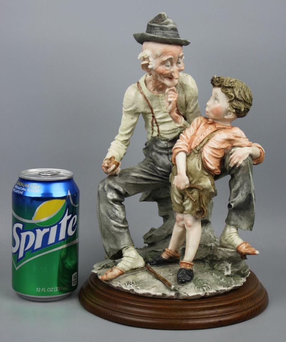 "Giuseppe Armani Figurine ""Story Telling"" - 10"