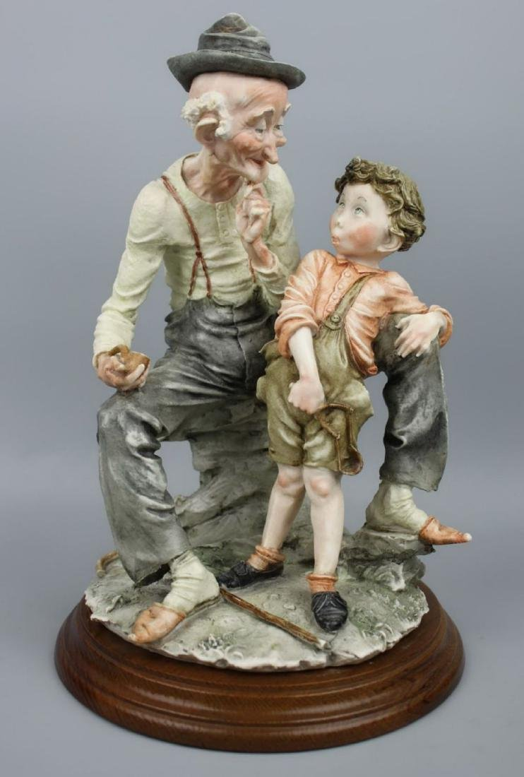 "Giuseppe Armani Figurine ""Story Telling"""