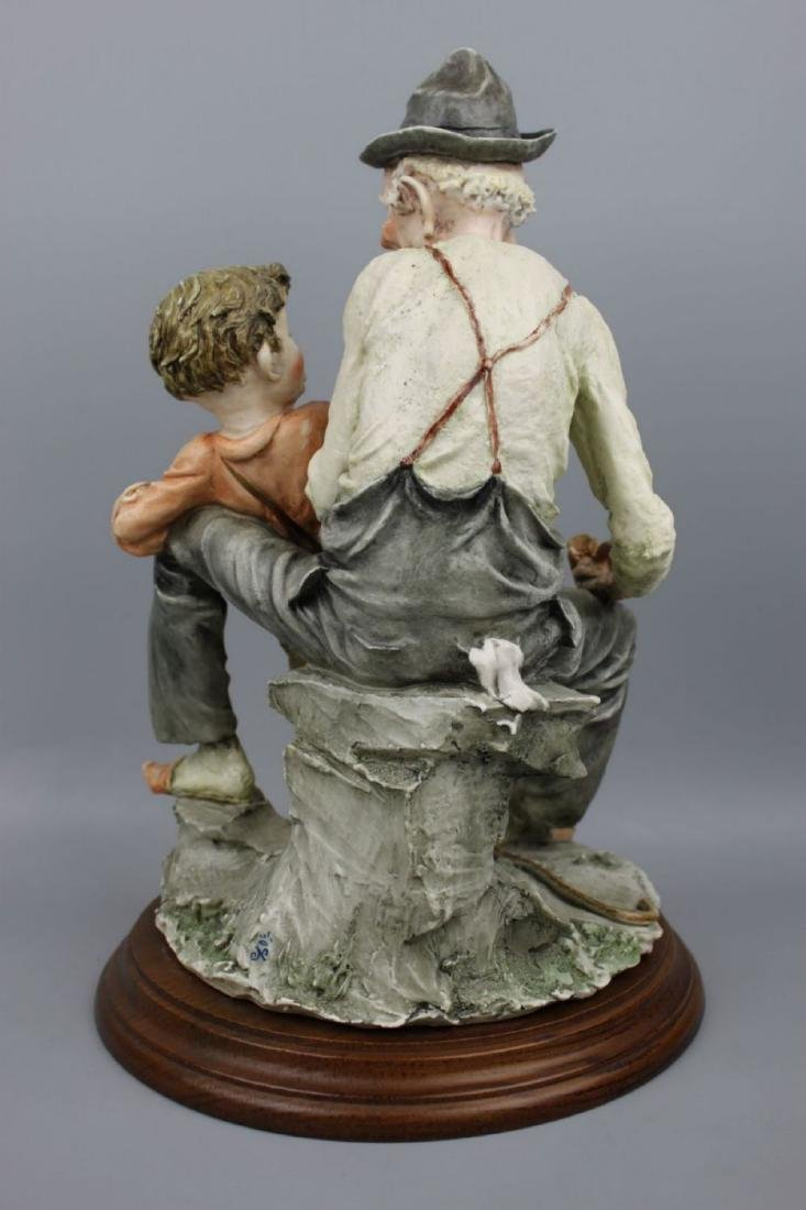 "Giuseppe Armani Figurine ""Story Telling"" - 5"