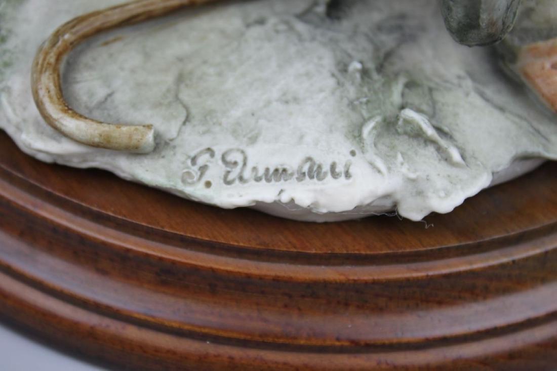 "Giuseppe Armani Figurine ""Story Telling"" - 9"