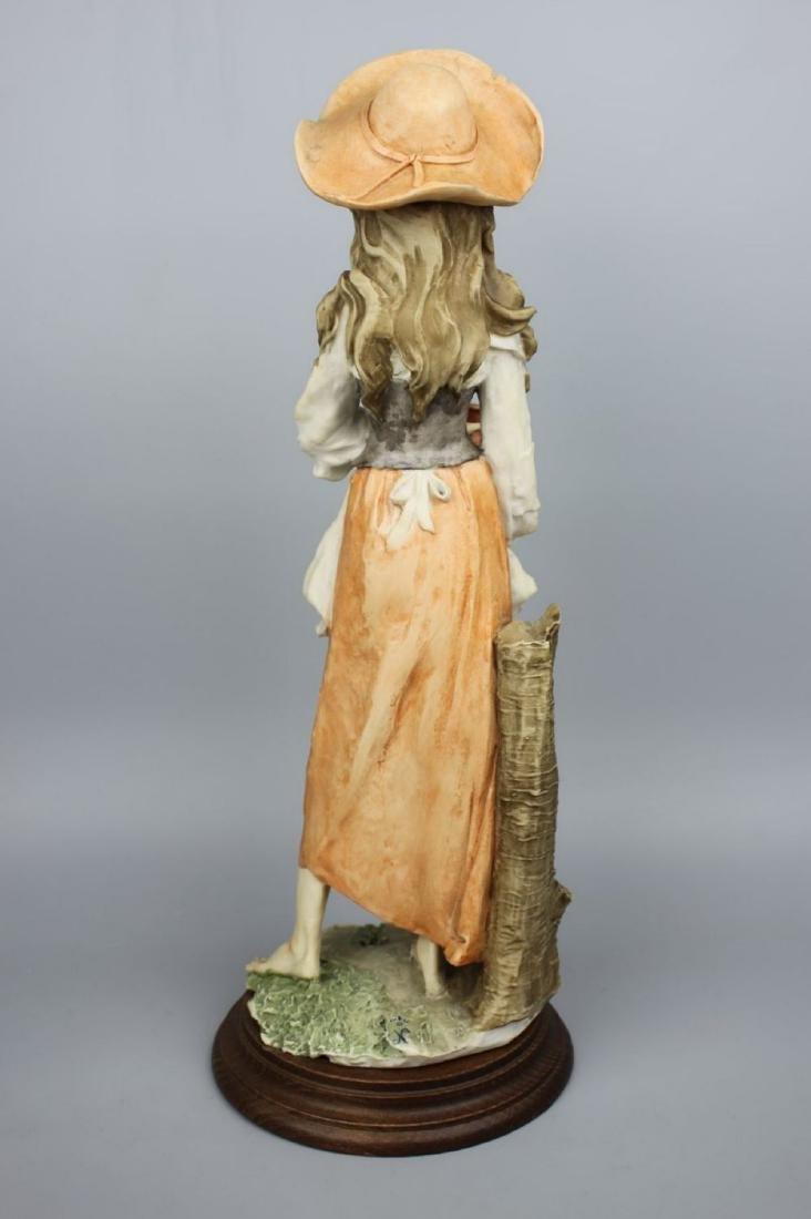 "Giuseppe Armani Figurine ""Peasant Woman with Jug"" - 5"