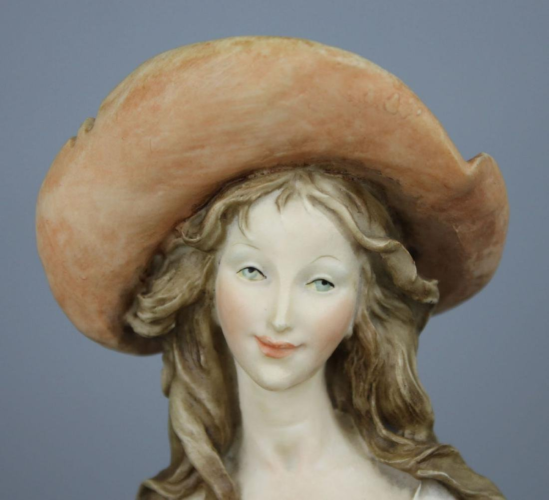 "Giuseppe Armani Figurine ""Peasant Woman with Jug"" - 8"