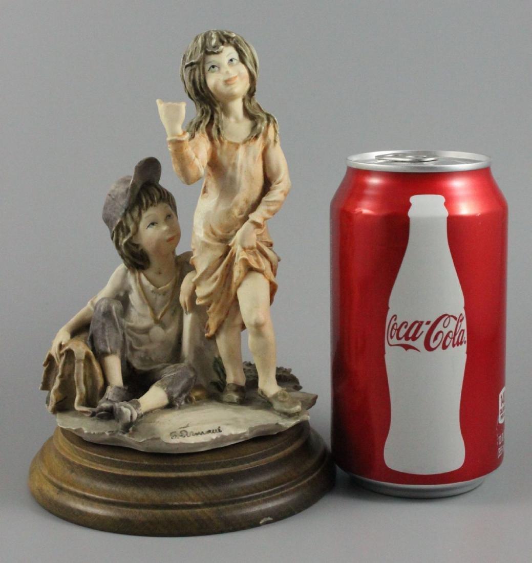 "Giuseppe Armani Figurine ""Hitch Hiking"" - 9"