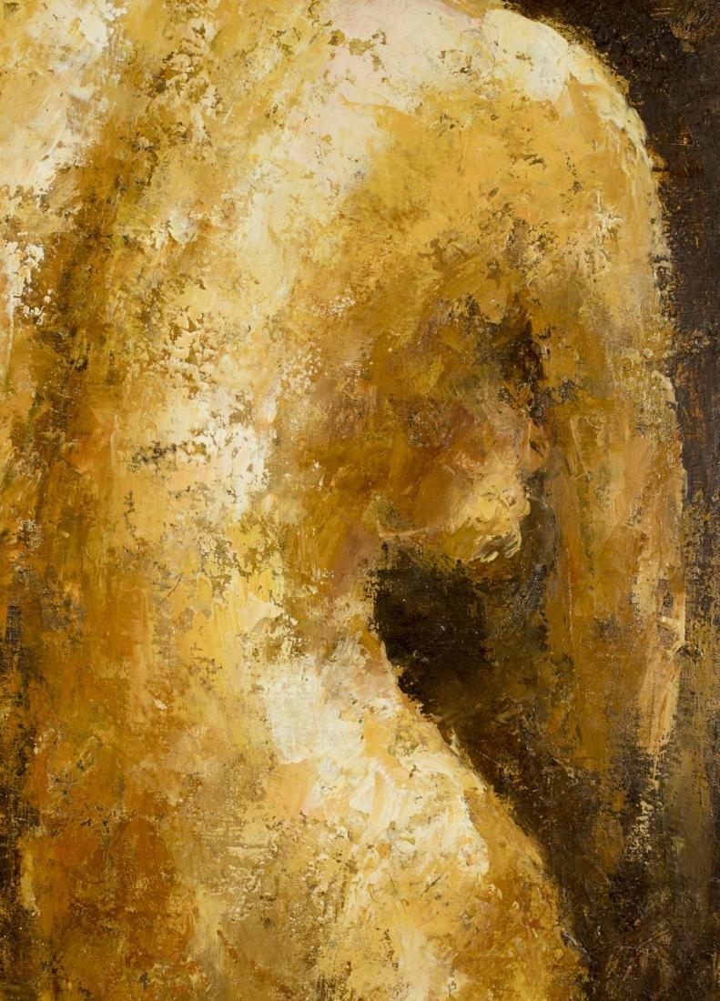 Donald Barton (MA,1903-1990) oil on canvas - 4