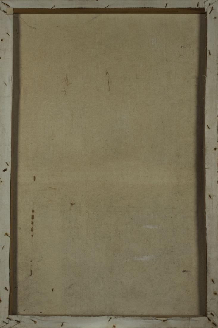 Donald Barton (MA,1903-1990) oil on canvas - 6