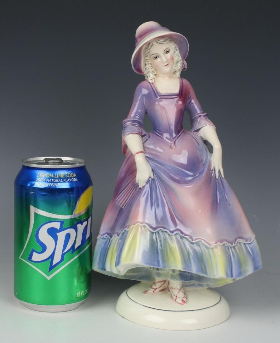 "Katzhutte Porcelain figurine ""Lady in Bonnet"" - 10"
