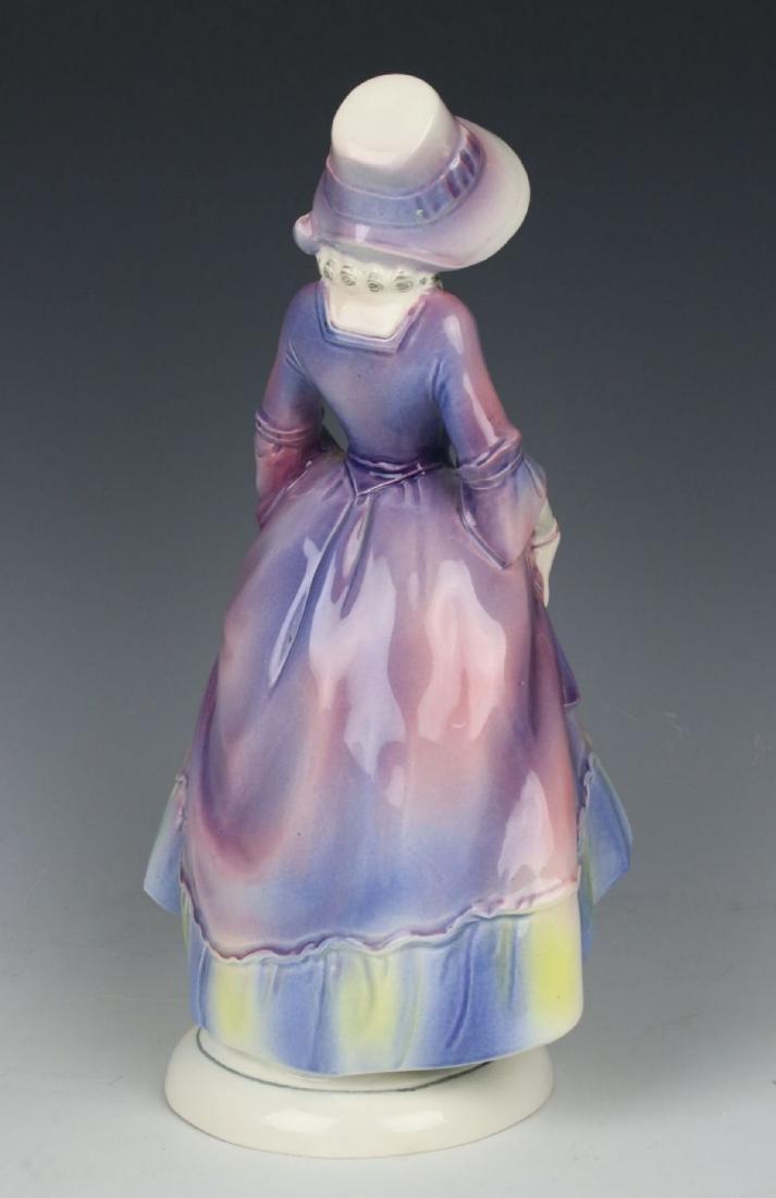"Katzhutte Porcelain figurine ""Lady in Bonnet"" - 5"