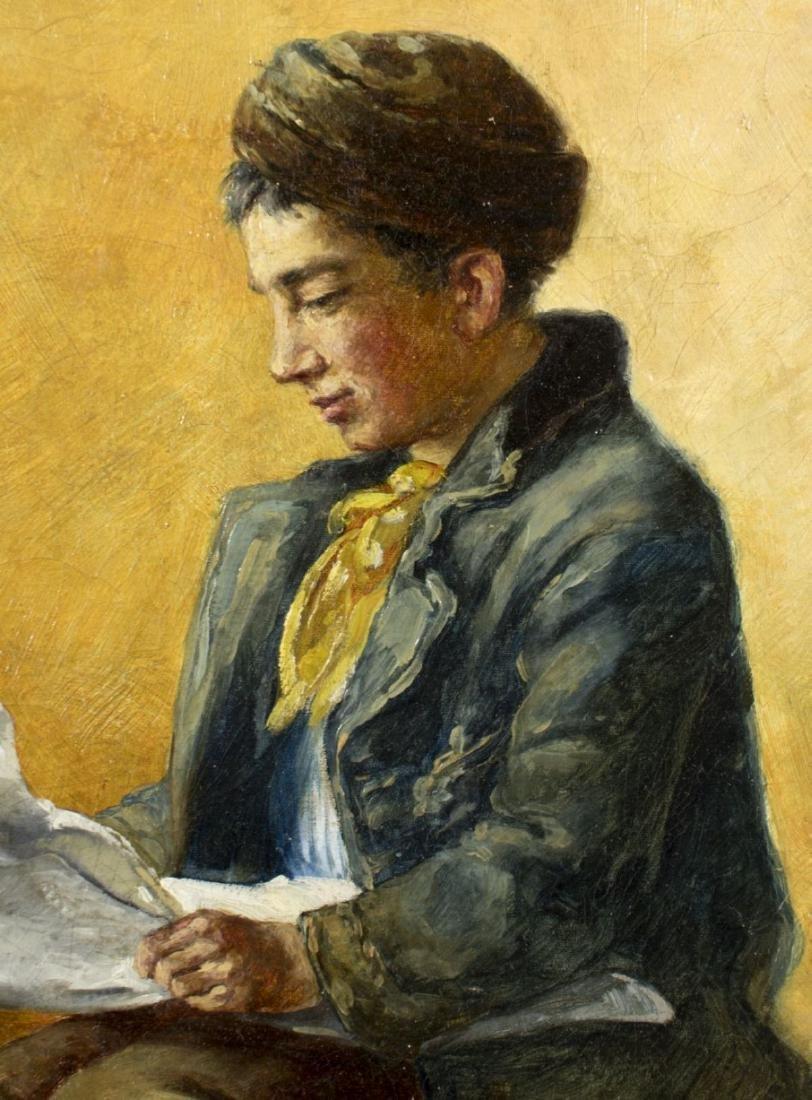 John Henrici (New York,1863-1958) oil on canvas - 5