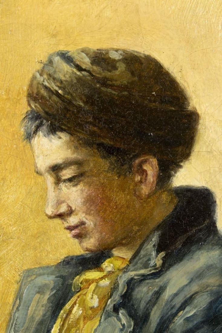 John Henrici (New York,1863-1958) oil on canvas - 6