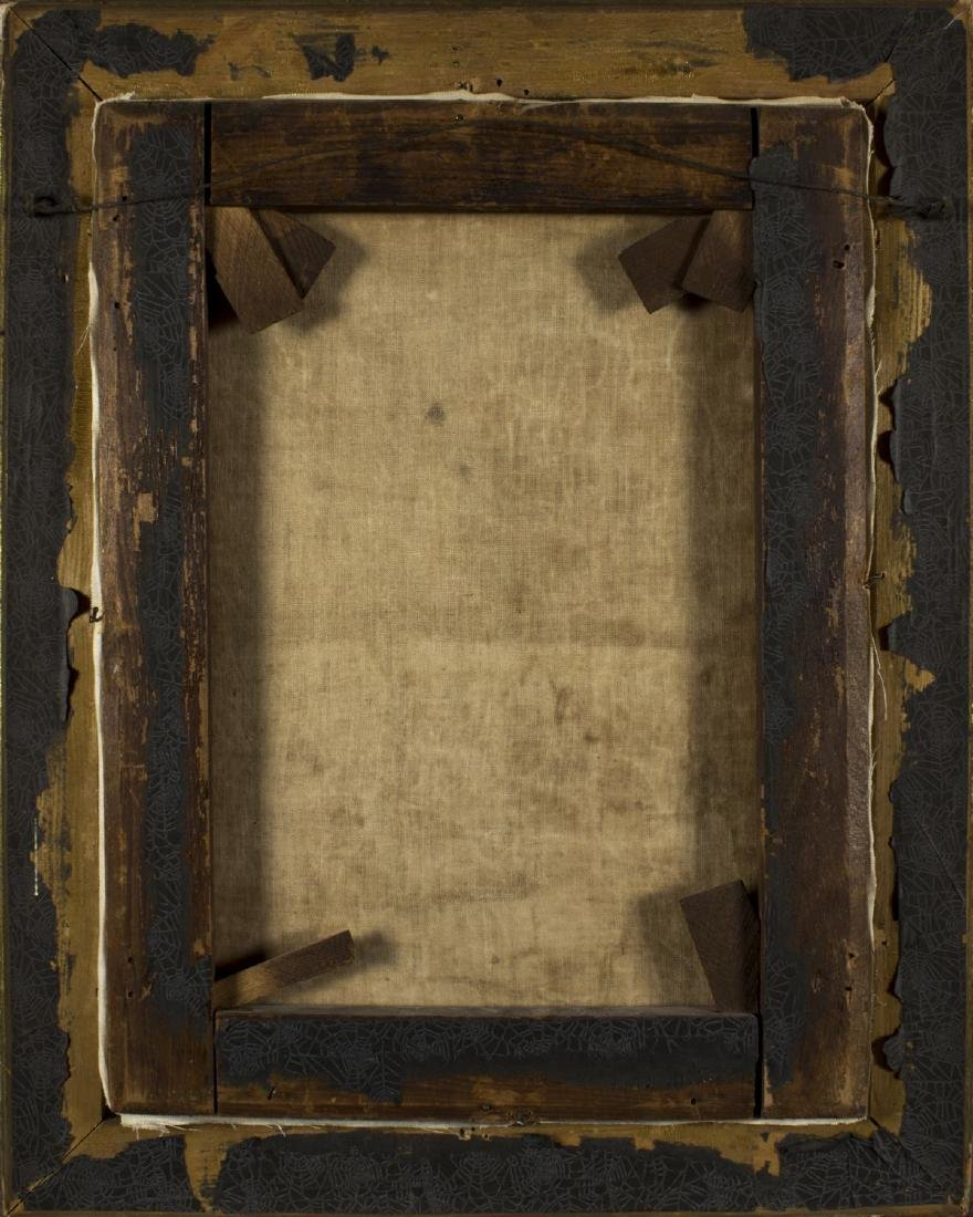 John Henrici (New York,1863-1958) oil on canvas - 8