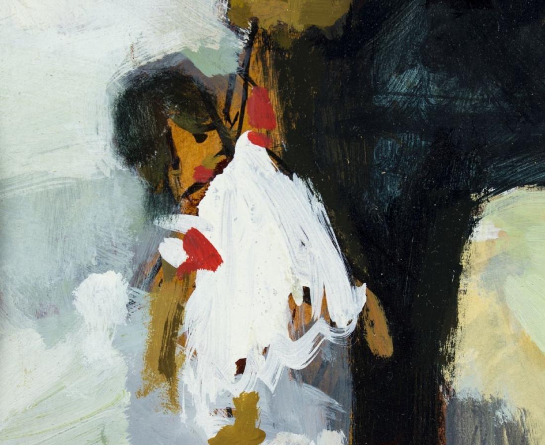 David Hatfield (NY,NJ,born 1940) oil painting - 6