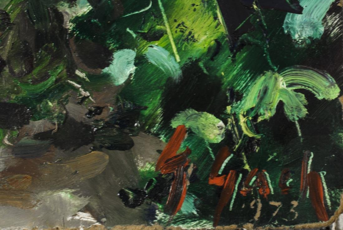 George Gach (Hungary,NY,1909-1996) oil painting - 4