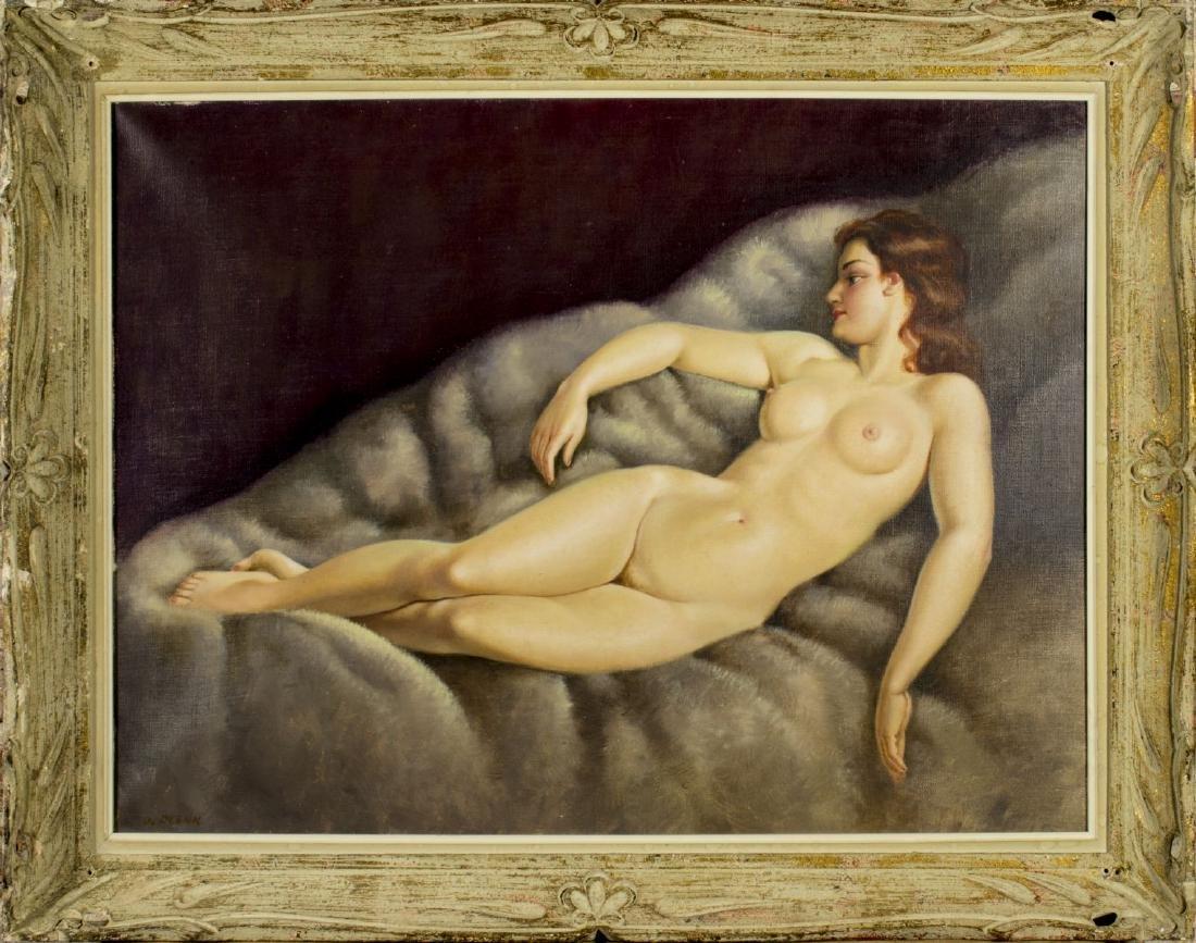 Josef Plank (Austria,b 1900) oil painting - 2
