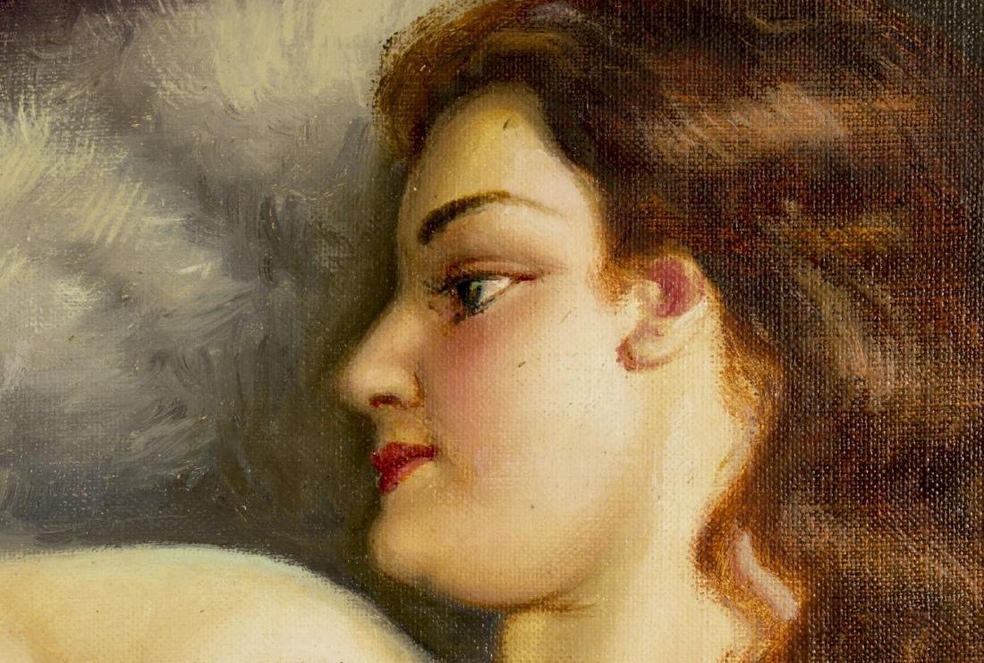 Josef Plank (Austria,b 1900) oil painting - 6