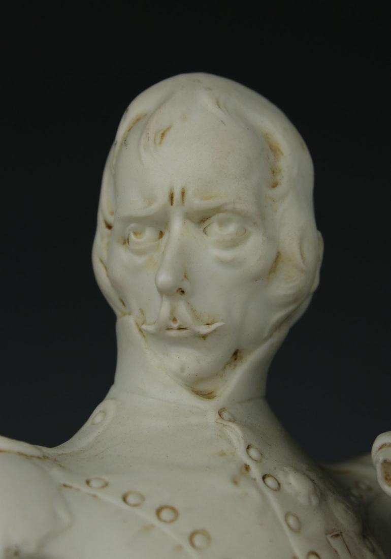 "Capodimonte Giuseppe Cappe Figurine ""The Sculptor"" - 7"