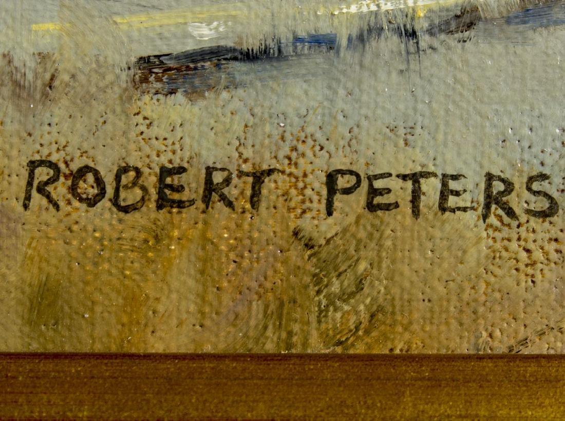 Robert Peters (Arizona,born 1960) oil painting - 4