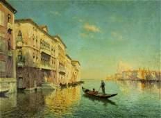 Joseph Antoine Bouvard (France,1840–1956) oil