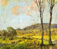 Rudolph Alex (US,20C) oil painting antique