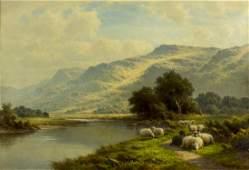 Walter J Watson (UK,1879-1979) oil painting antique