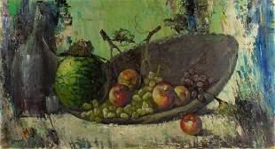 Cyrus Afsary (Arizona,born 1940) oil on canvas