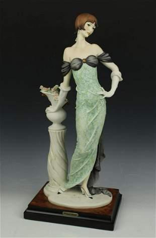 """Giuseppe Armani Figurine 193C """"Morning Rose"""" LE"""