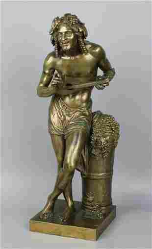 Francisque Joseph Duret (French, 1804-1865) Bronze