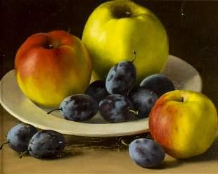 Josef Kaderabek (Czech,1915-2002) oil painting
