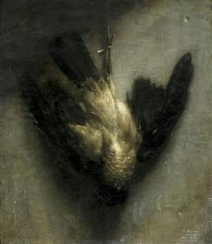 Jan Wittenberg (Dutch,1886-1963) oil painting antique