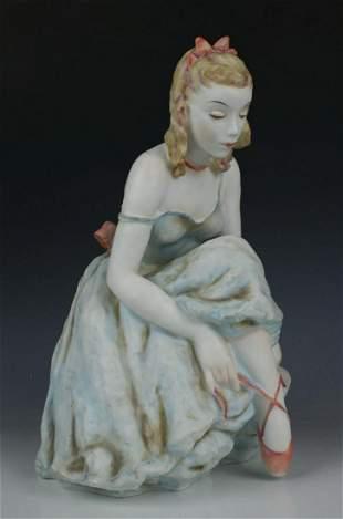 Rosenthal Friedrich Gronau Figurine Ballerina 1770
