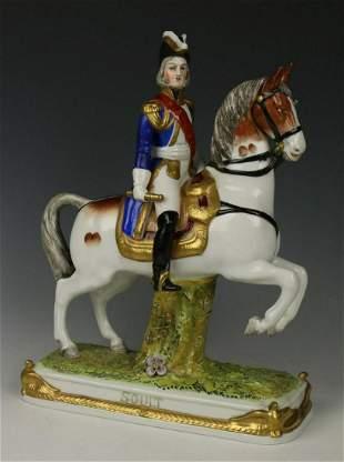 Scheibe Alsbach Kister napoleonic soldier figurine