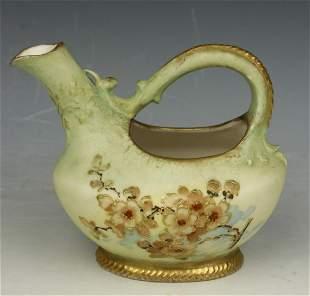 Amphora Turn Teplitz RSTK Ewer Pitcher #202