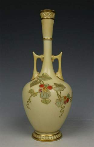 Antique Royal Worcester 850 Vase