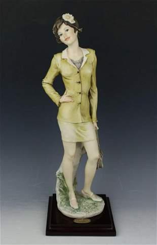 """Giuseppe Armani Figurine 1193C """"Claudia"""" LE"""