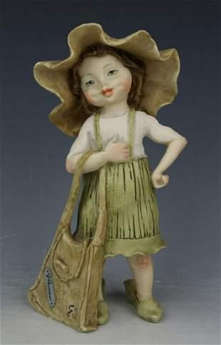 """Giuseppe Armani Figurine """"Just Like Mom"""""""