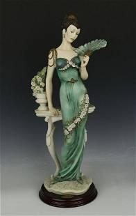 """Giuseppe Armani Figurine 338C """"Soiree"""" LE"""