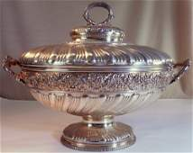 Tiffany and Company Sterling Silver Soup Tureen