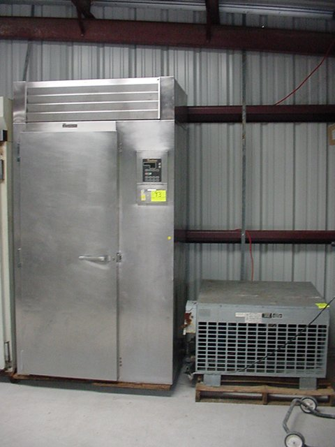 93: TRAULSEN ROLL-IN BLAST CHILLER, RBC200