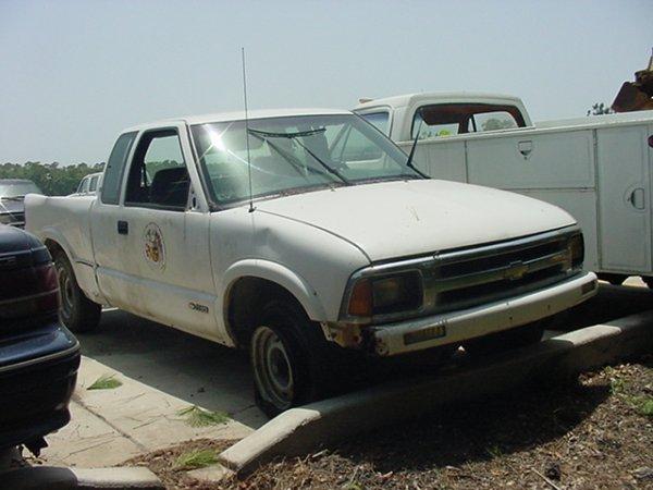 463: 1995 CHEVY S-10 PICKUP