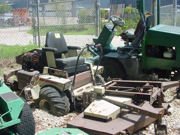 471: GRASSHOPPER FRONT CUT MOWER