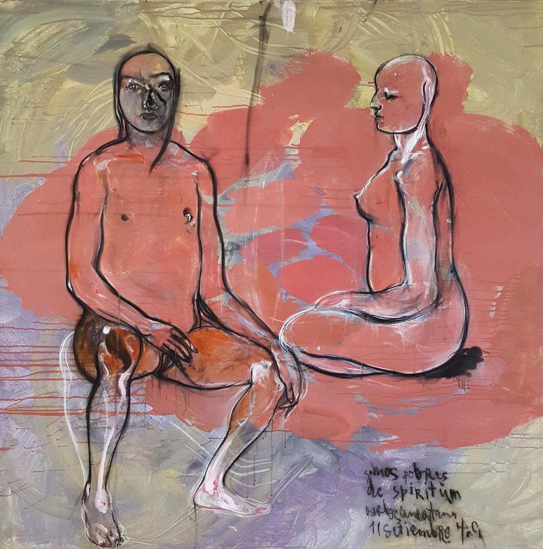 Carlos QUINTANA (1966). Cuban art.