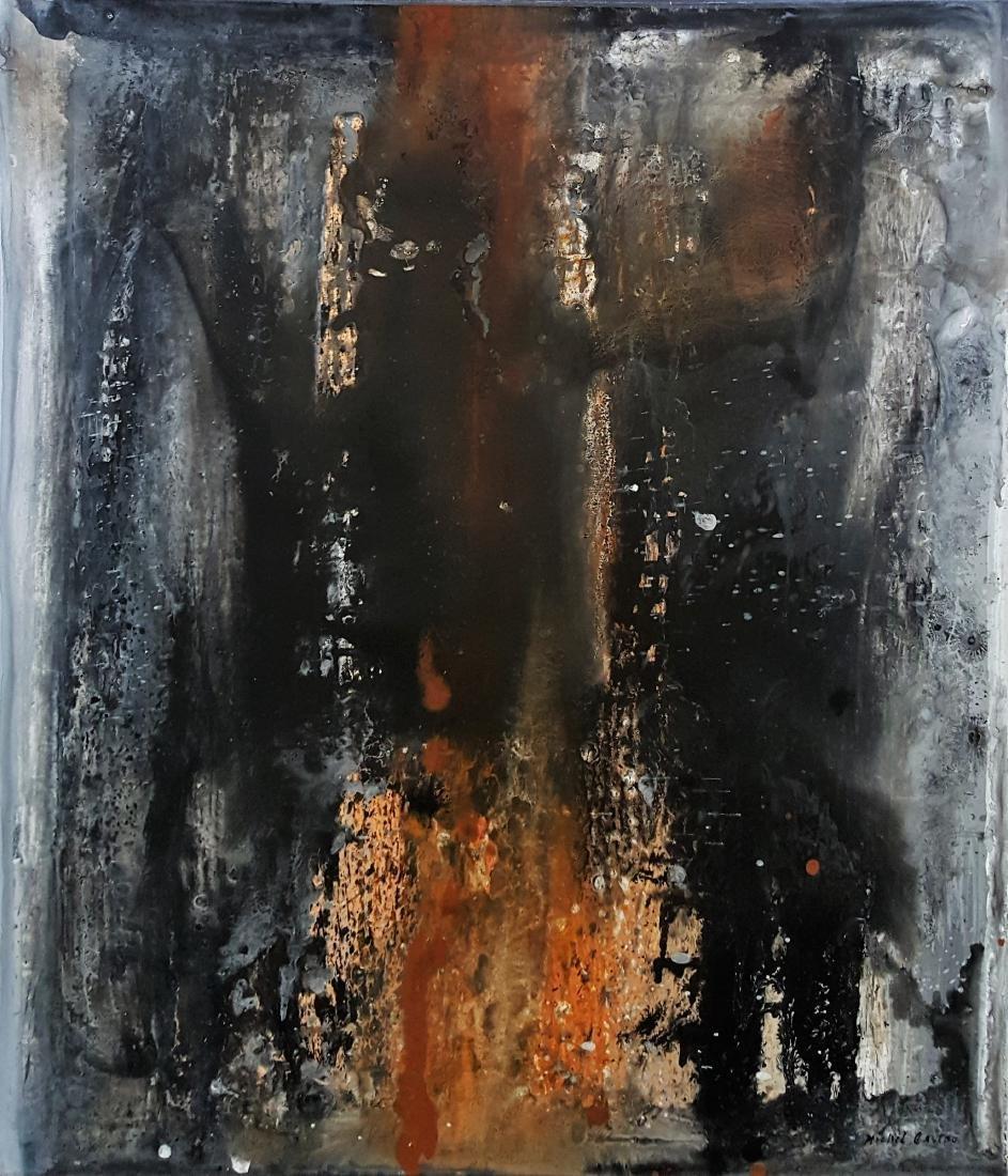 Michel Castro. Cuban art.