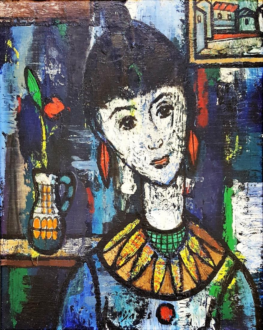 Jose MIJARES (1921-2004). Cuban art.
