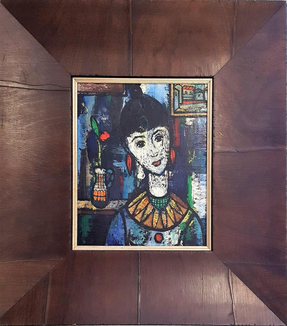 Jose MIJARES (1921-2004). Cuban art. - 2