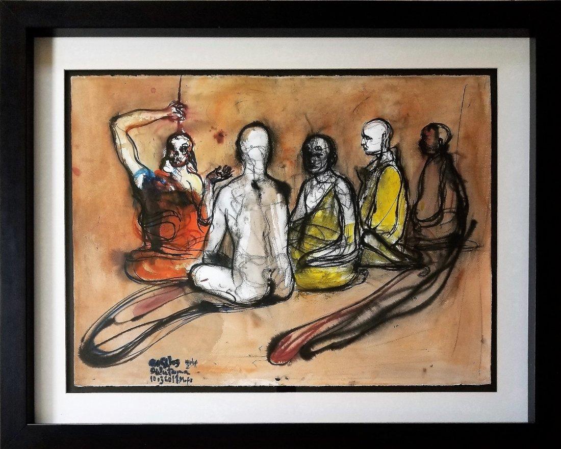Carlos Quintana. Cuban art. - 3