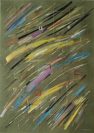 Salvador CORRATGE (1928-2014)