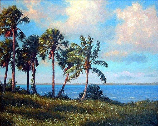 "A.E. ""BEANIE"" BACKUS (US/FLORIDA, 1906-1990)"