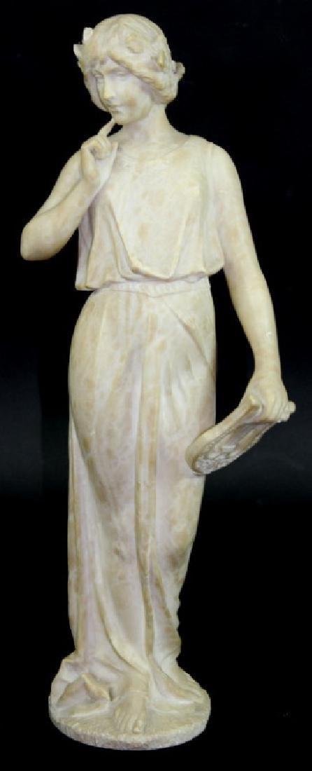 Guglielmo Pugi Marble Women