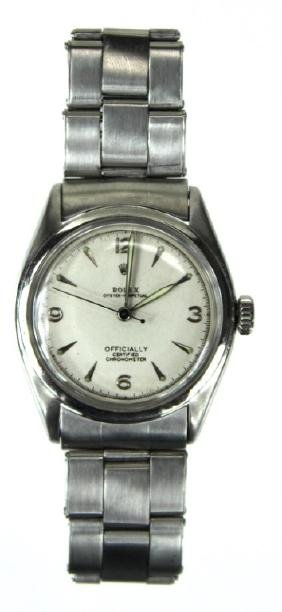 Men's Rolex Oyster Perpetual Watch