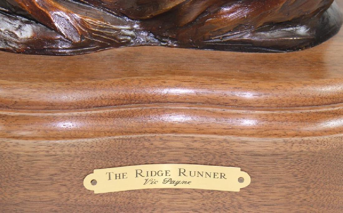 "Vic Payne ""The Ridge Runner"" - 2"