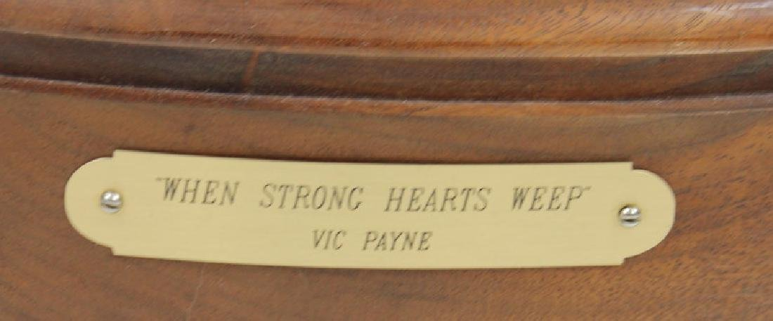 "Vic Payne ""When Strong Hearts Weep"" - 2"